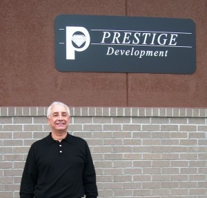 Elie Kassab, President and CEO of Prestige Development