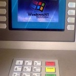 A Diebold spokesperson estimates that 90 percent of Diebold's global shipments are now Windows-based ATMs -- Rick Doten