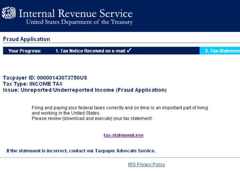 ZeuS Trojan Attack Spoofs IRS, Twitter, Youtube — Krebs on
