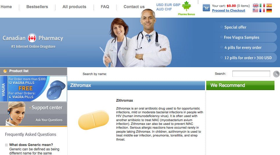 Best Canadian Pharmacy For Trinidazole