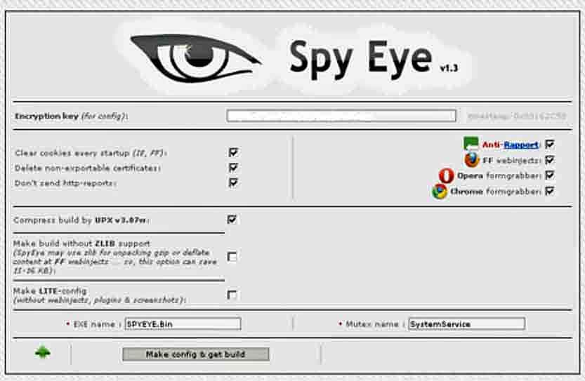Spyeye