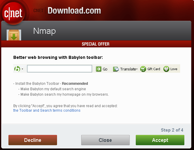 Download Caught Adding Malware To Nmap Other Software