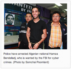 "Photo: Hamza ""BX1"" Bendelladj, Bangkok Post"