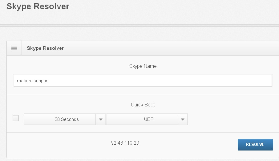 Free Skype Resolver | Working | .Exe | API | User-Friendly GUI ...