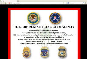 A screen shot of the Silk Road Web site, taken Oct. 23, 2013.