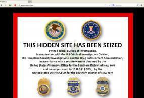 A screen shot of the Silk Road Web site, taken Oct. 23, 2013.
