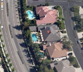 Baltaga residence in Fresno.