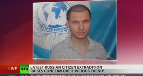 The Justice Department alleges that 24-year-old Aleksander Panin was responsible for SpyEye. Image courtesy: RT.