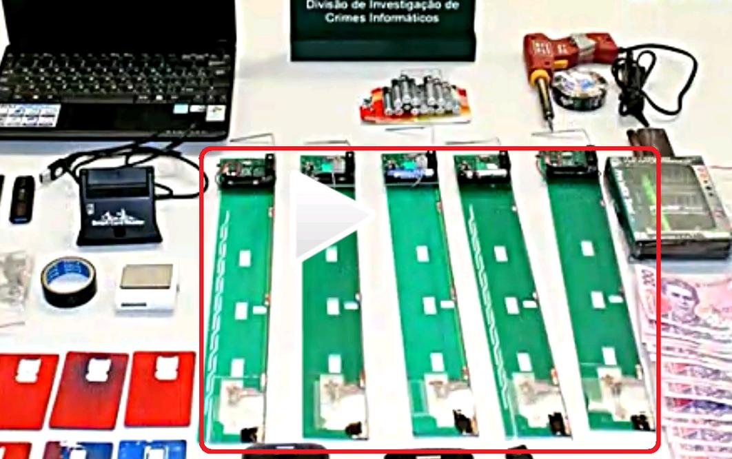 macao skimmers Nuevo ataque a cajeros automáticos II