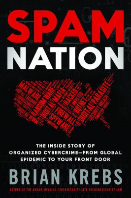 "Pre-order ""Spam Nation"""
