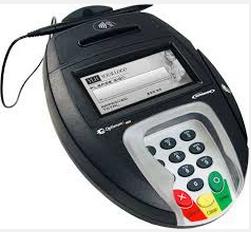 Hypercom L4250 payment terminal.
