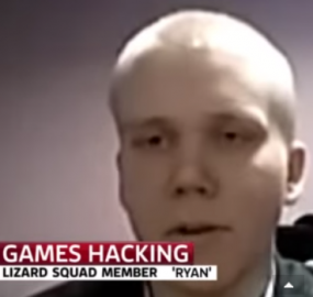 "Julius ""Ryan"" Kivimaki talks to Sky News about the Lizardsquad attacks."