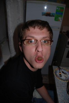 "Ivan ""petr0vich"" Klepikov, in an undated photo from his LiveJournal blog."