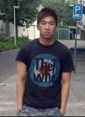 Nguyen, in undated Facebook profile photo.