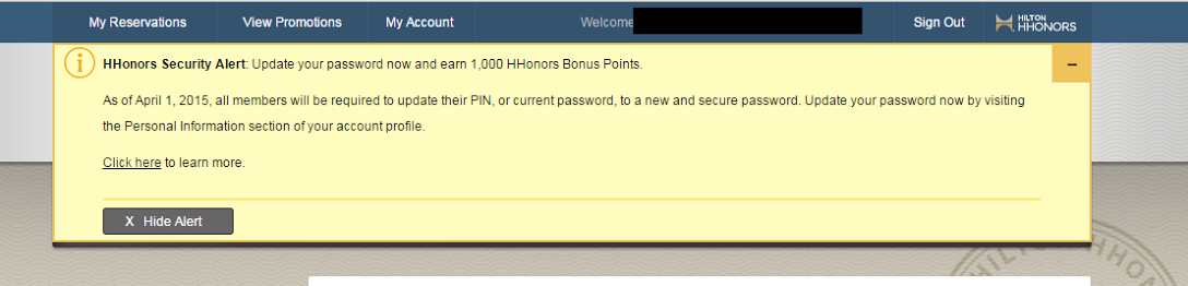 Hilton Honors Flaw Exposed All Accounts Krebs On Security