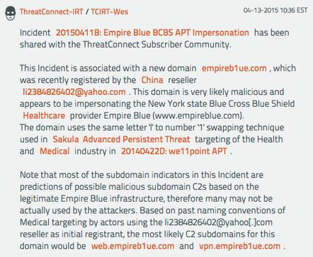 Carefirst Blue Cross Breach Hits 1 1M — Krebs on Security