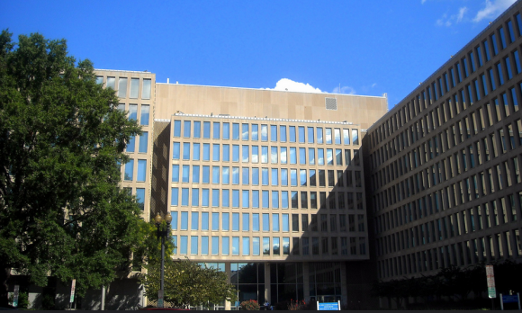 OPM offices in Washington, DC. Image: Flickr.