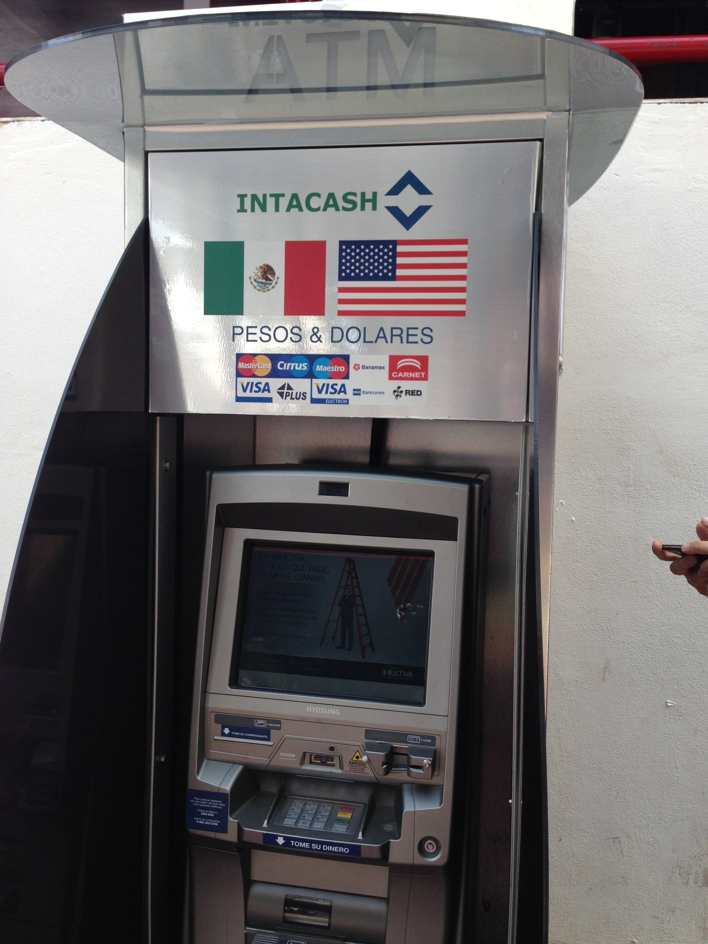 Whos Behind Bluetooth Skimming In Mexico Krebs On Security Wiring Money Rbc Intacash Atms Positively Blanket Downtown Cancun