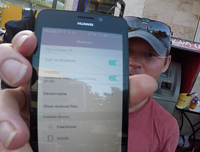 Tracking Bluetooth Skimmers in Mexico, Part II — Krebs on Security