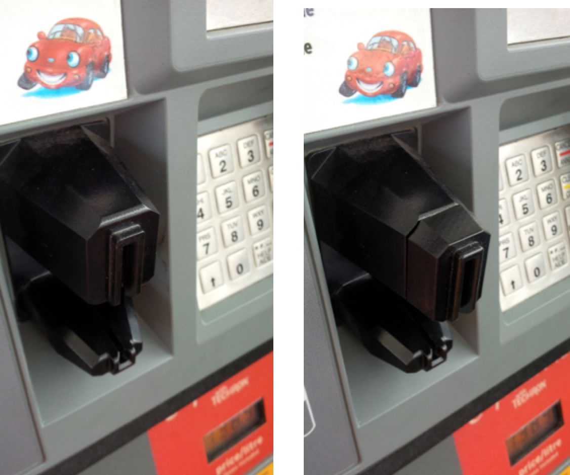 Gas Theft Gangs Fuel Pump Skimming Scams — Krebs on Security