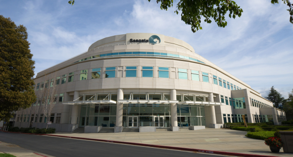 Seagate headquarters in Cupertino, Calif. Image: Wikipedia