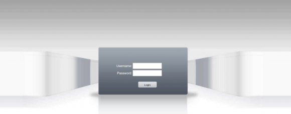 "The default login page of Xiongmai Technologies ""Netsurveillance"" and ""CMS"" software. Image: Flashpoint."