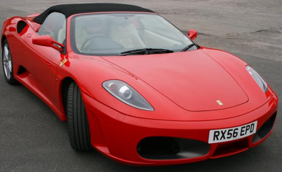 A 2006 Ferrari F430 Spider. Image: Flickr, via Davocano.
