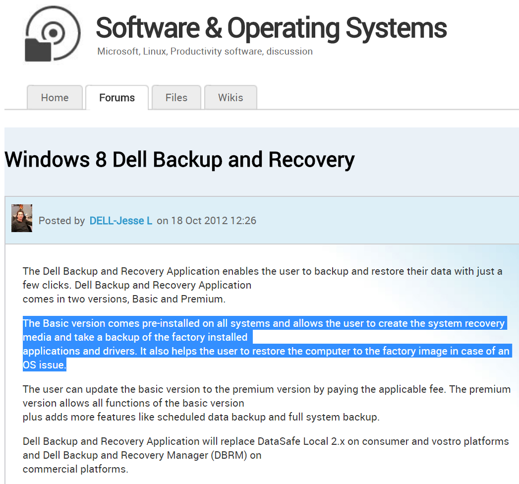 Dell Lost Control of Key Customer Support Domain for a Month