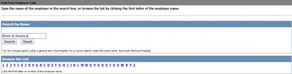 findemployercode