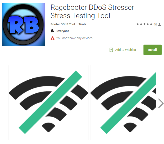 DDoS-for-Hire Service Launches Mobile App — Krebs on Security