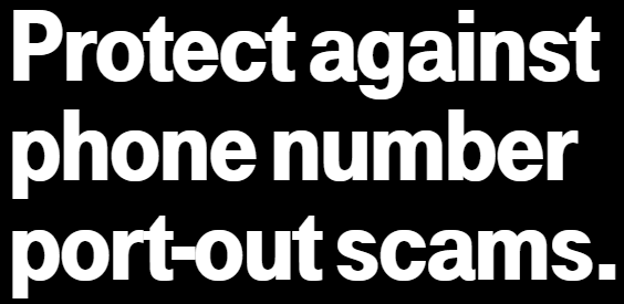 How to Fight Mobile Number Port-out Scams — Krebs on Security