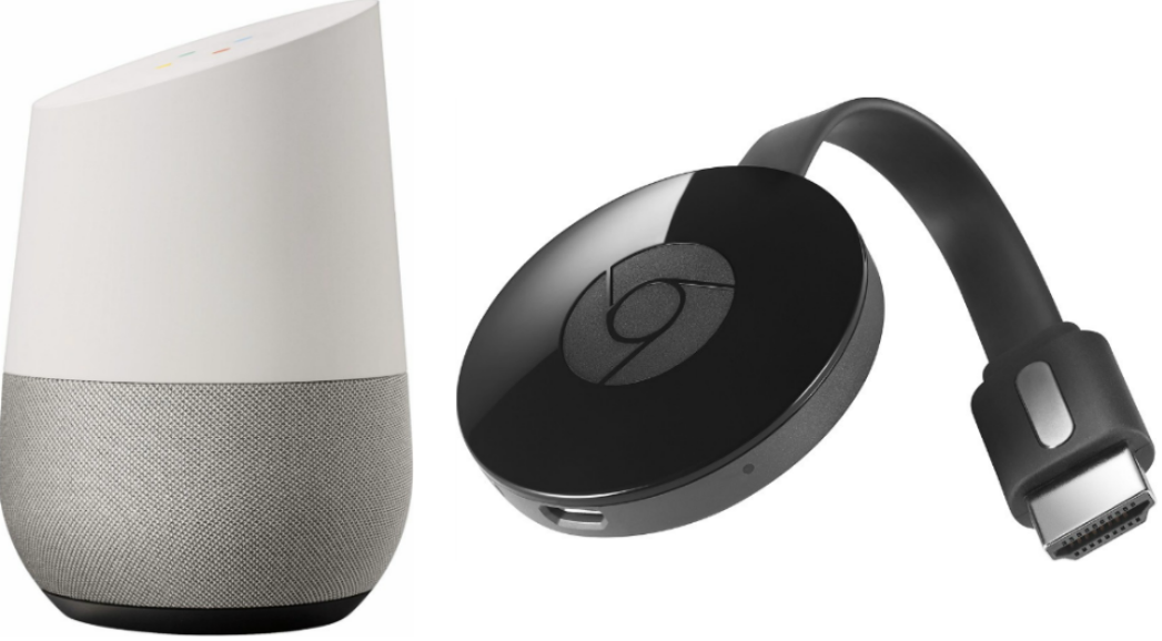 Google Home and Chromecast Expose Location Data