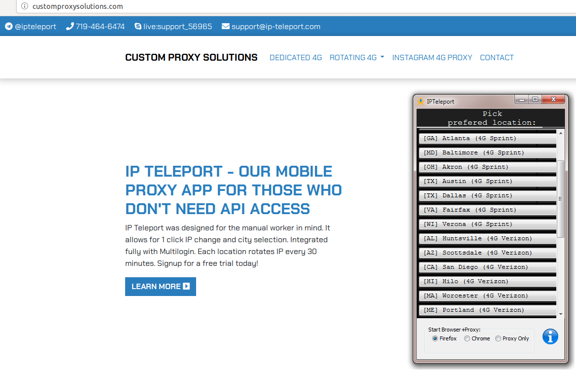 """The Rise of """"Bulletproof"""" Residential Networks 8"""