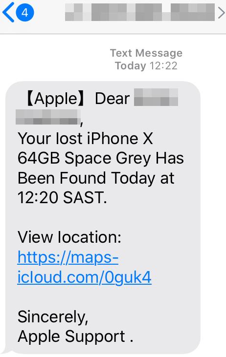 Phishing for Apples, Bobbing for Links 5