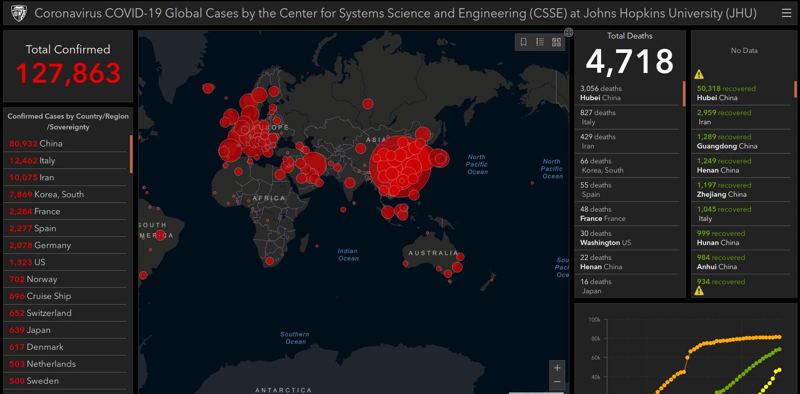 coronavirus map  u2014 krebs on security