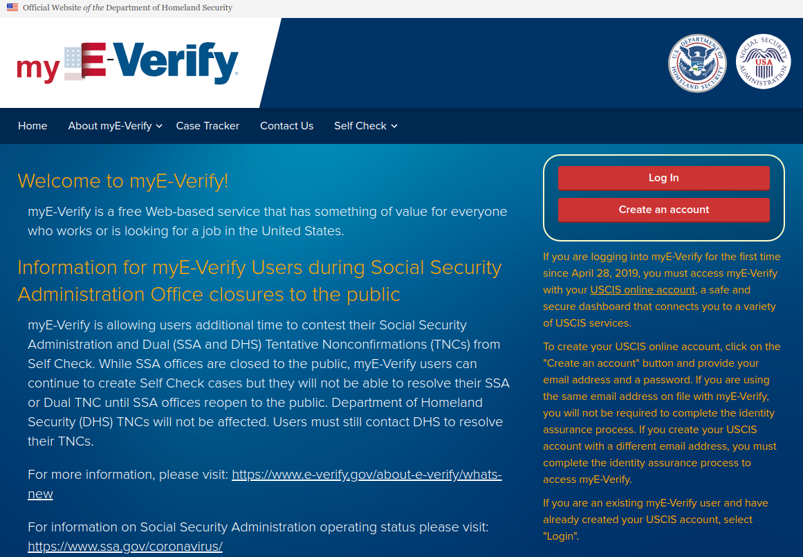 "E-Verify's ""SSN Lock"" is Nothing of the Sort"