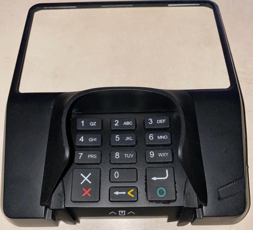 Bluetooth Overlay Skimmer That Blocks Chip