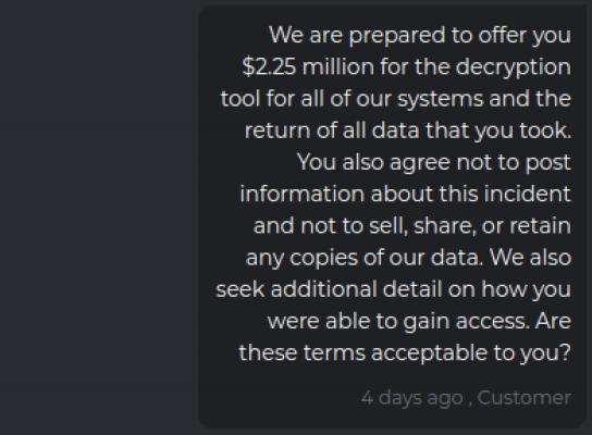 A Closer Look at the DarkSide Ransomware Gang